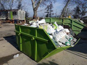 Контейнери за битови и строителни отпадъци - Хипо-3 ЕООД